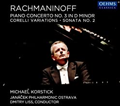 Piano Concerto 3 in D Minor