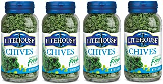 Litehouse Freeze-Dried Chives 4 Pack
