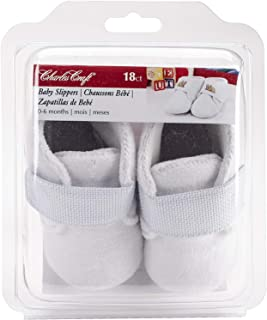 100/% Cotton Aida Fabric Beginners and Experts Vervaco 2002//45.698 18 Pack - Baby Registry and Baby Shower Pink and Blue Booties Birth Record Counted Cross Stitch Kit 7.75 x 6.5