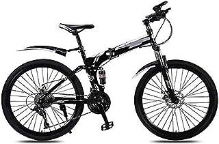 Bicicleta Plegable Bicicleta deMontañaCruceroVelocidad Varies Estudiante Autometo Aire Libre Deporte Ciclismo Bicicleta Pl...