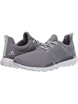 아디다스 여성 골프화 adidas Golf ClimaCool Cage Golf Shoes,Grey Three/Dash Green/Grey Four