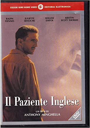 """IL Paziente Inglese """"Manufactured PIONEER"""""""