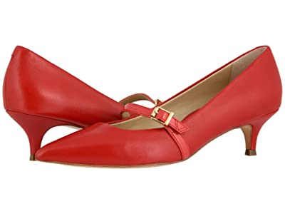 VIONIC Minnie Leather Patent (Cherry) Women