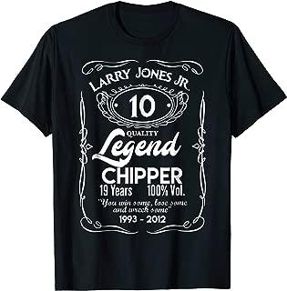 Chipper Jones The Legend T-Shirt - Apparel