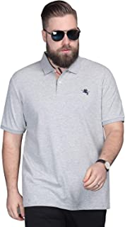 Golf Polo Shirts for Men - Golf Polo Shirts for Men - Mens Polo Shirt Short Sleeve Plus Size Polo T-Shirt Big Polo