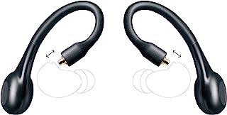 SHURE シュア 完全ワイヤレス・セキュアフィット・アダプター 第2世代 RMCE-TW2 : IPX4防滴 /外音取り込み/マイク付/Bluetooth 5.0 / Type-C ケーブル ブラック【国内正規品/メーカー保証2年】