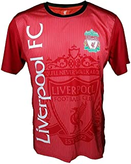 Icon Sport Group Liverpool F.C. Official Adult Soccer Poly Jersey J018