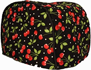 Simple Home Inspirations Cherry Jubilee Toaster Cover (2 Slice Reg)