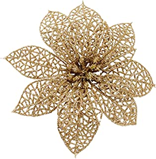 Best christmas tree decorations gold and red Reviews