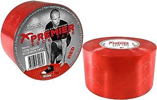Premier Sock Tape 20 MTS, Tape, Rojo