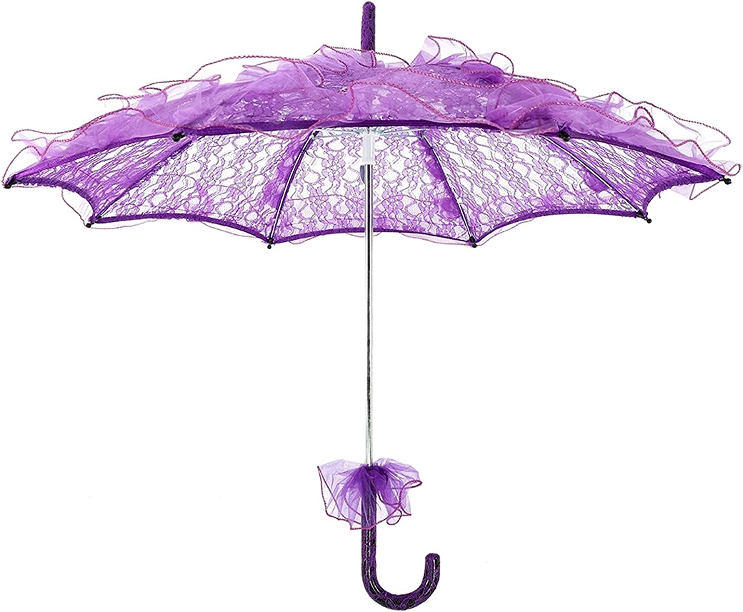Raleigh Mall KANGDILE Wedding Umbrella Elegant Rare and Paras Floral Stylish Lace
