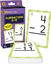 Brighter Child Flash Cards:Subtrac.0-12