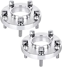 ECCPP 5x120mm Hub Centric Wheel Spacers Adapters 5 Lug 15mm 5x120mm(72.56) fits for 525i 525xi 528i 530i 530xi 535i 535xi with Lug Bolts(12x1.5)