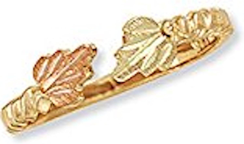 Black Hills Gold Leaf Toe Ring