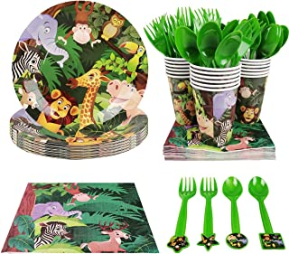 Best zoo party plates Reviews