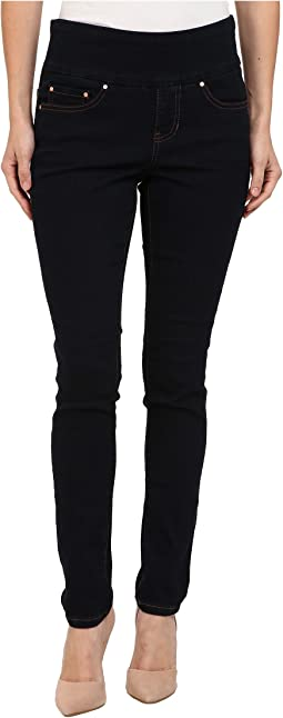 Jag Jeans Petite - Petite Nora Pull-On Skinny in After Midnight