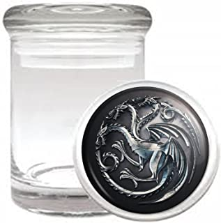 Game of Thrones 1 Medical Odorless Glass Jar