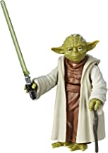 Star Wars Galaxy of Adventures Yoda Figure & Mini Comic