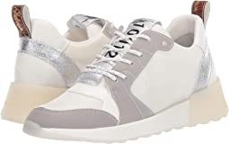 White/Fog Grey/Soft Silver Mesh/Leather/Nubuck