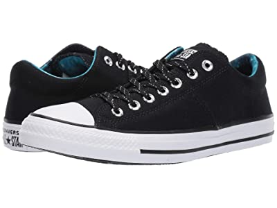 Converse Chuck Taylor All Star Madison Final Frontier Ox (Black/White/Black) Women