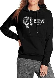 Ruslin Long Sleeve Womens Stone Beer Hoodie Sweatshirt