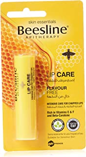 Beesline Lip Care, Flavour Free