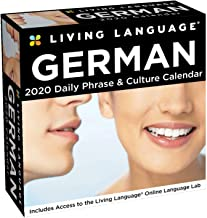 Living Language: German 2020 Day-to-Day Calendar