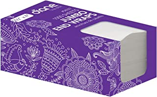 Diane by Fromm Jumbo End Wraps, 2.5 X 4 Inches, 1000 Sheets