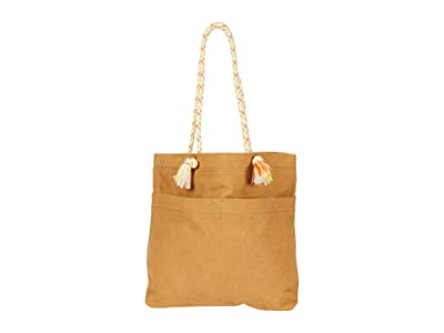 Madewell Canvas Transport Tote w/ Bungee Strap