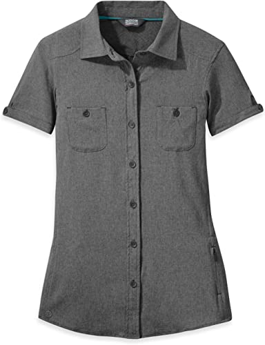 Outdoor Research Reflection S S Wohommes Shirt