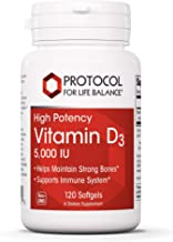 Best protocol for life balance vitamin d3 Reviews