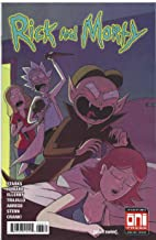 RICK and MORTY #38, 1st, VF/NM, Grandpa, Oni Press, from Cartoon 2015, more in store
