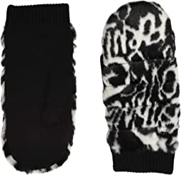 Graffiti UGG Black/White