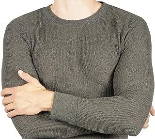Thermal Crew Tops - Base Layer Shirt - Long Sleeve Undershirt
