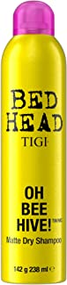 TIGI Bed Head Oh Bee Hive Volumizing Dry Shampoo a Secco, Effetto Matte