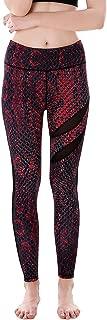 Best red snakeskin leggings Reviews