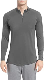 Men's Fitted Modern 1/4 Zip Training Top.