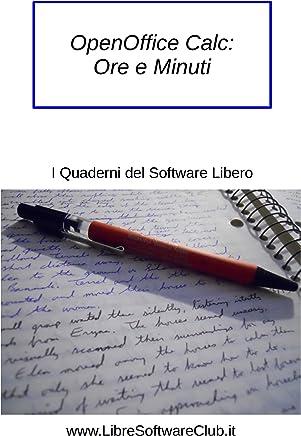 OpenOffice Calc: Ore e Minuti