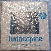 Lunette Copa menstrual reutilizable - Violeta - Modelo 1 para flujo ligero (EN versión)