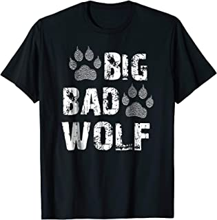 Big Bad Wolf TShirt