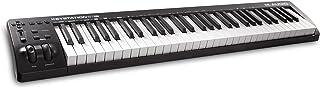 KEYSTATION61MK3 Keystation 61 MK3 M-Audio Keystation 61MK3 | 61-Key USB MIDI Keyboard Controller with Pitch/Modulation Whe...