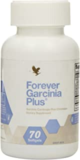 Forever Garcinia Plus® Weight Loss Supplement 70 Softgels (30 Day Supply)