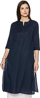 6b95cc170 Rangmanch By Pantaloons Women s Kurtas   Kurtis Online  Buy ...