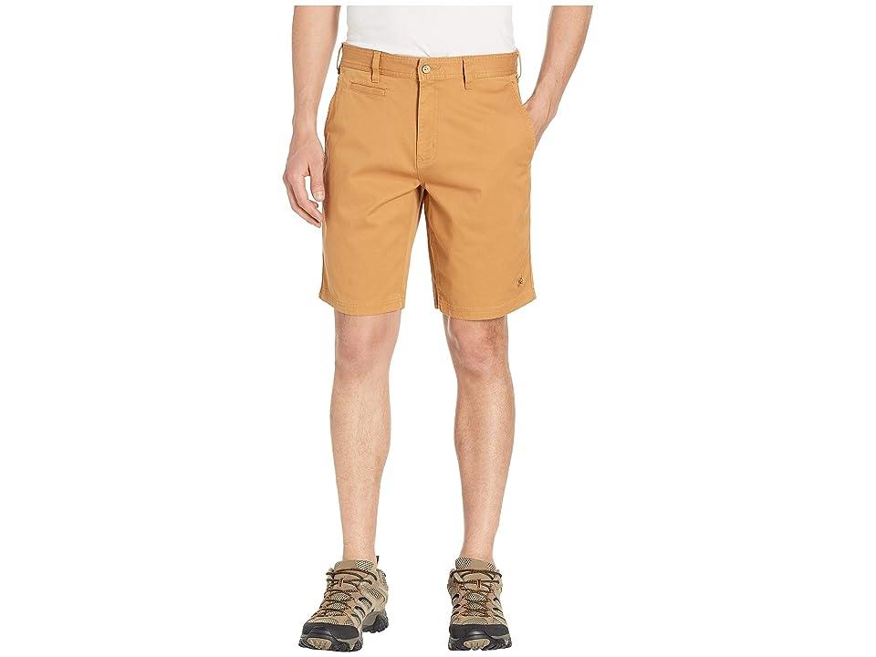 tentree Columbia Shorts EV2 (Brown Sugar) Men