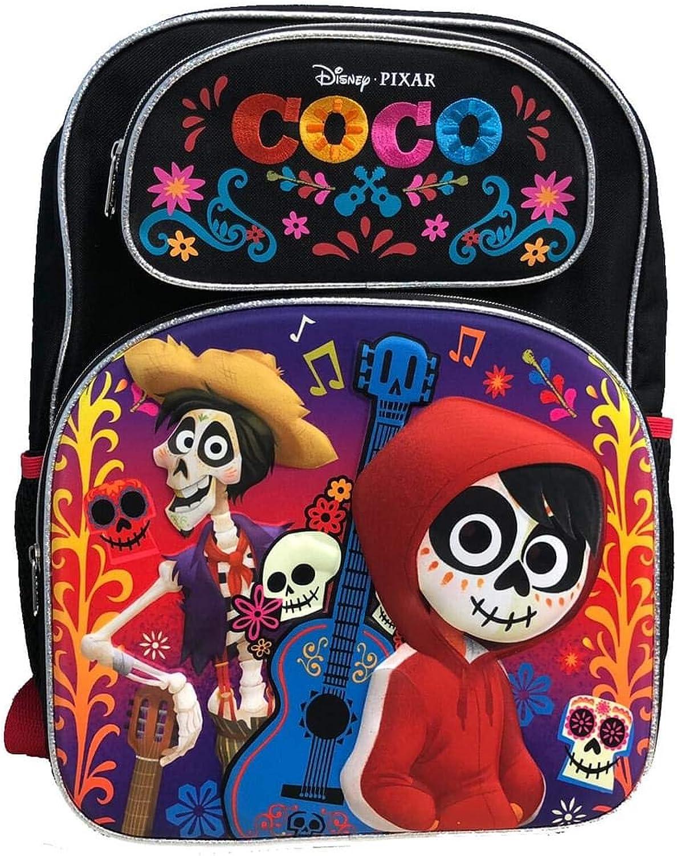 Backpack  Disney  CoCo  Purple 3D PopUp New 1427802