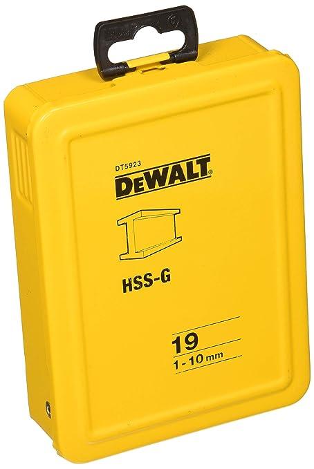 Import Grande Bretagne DeWalt DT5060QZ 12 x 151mm Extreme 2 Foret /à m/étaux