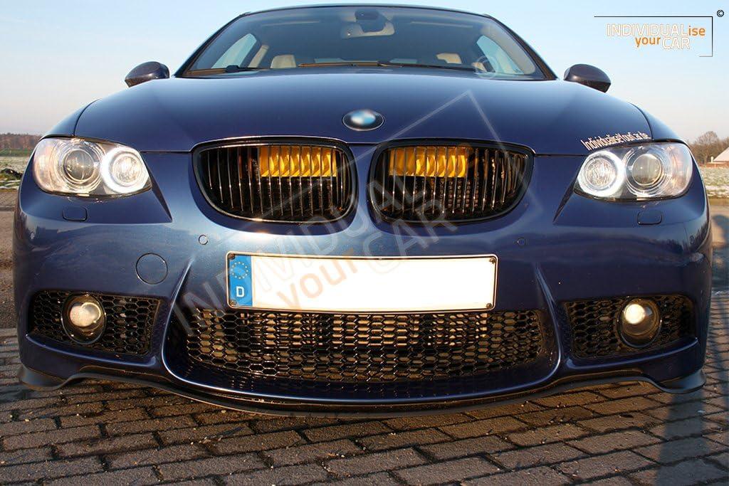 Air Scoops Für 3er E90 E91 E92 E93 Airintake Schwarz Auto