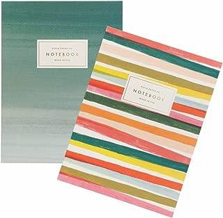 Joie de Vivre Notebooks by Rifle Paper Co. -- Set of 2