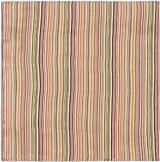 Paul Smith Men's Signature Stripe Silk Pocket Square …