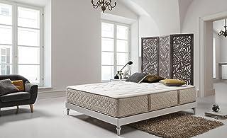 PremiumMatelas 140x190 cm DreamRepair- Mousse àmémoirede forme -Épaisseur30 cm - 13Zonesde Confort -Ferme-Accu...